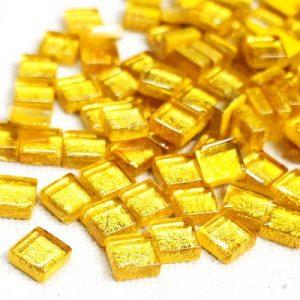 foil-glass-deep-gold-10x10x4mm-loose-b2332