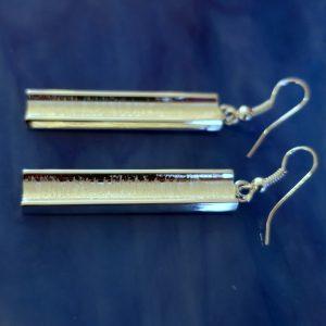 smykker til mosaik øreringe