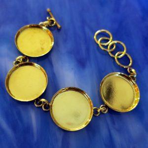 smykker til mosaik armbånd