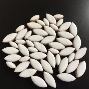 mosaik keramik blade hvide