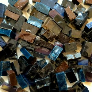 smalti glas sort mix