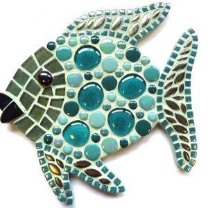 mosaik fisk startkit